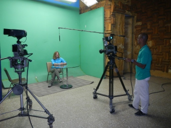 Interview on TV program GeoVida.